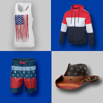 4th of July | Red, White, & Awesome